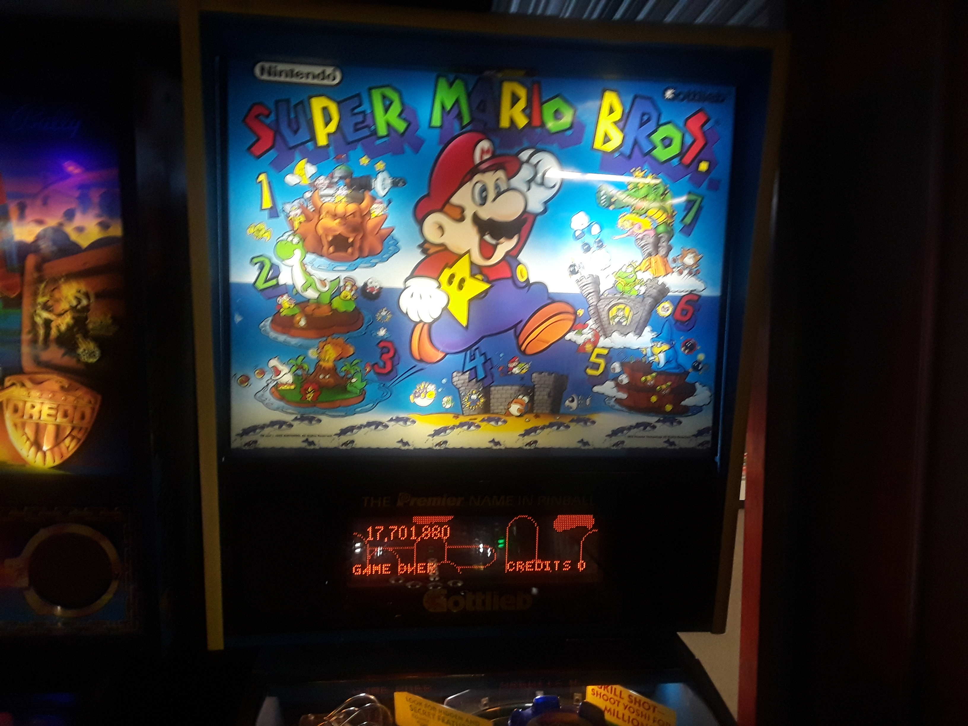 Super Mario Bros. 17,701,880 points