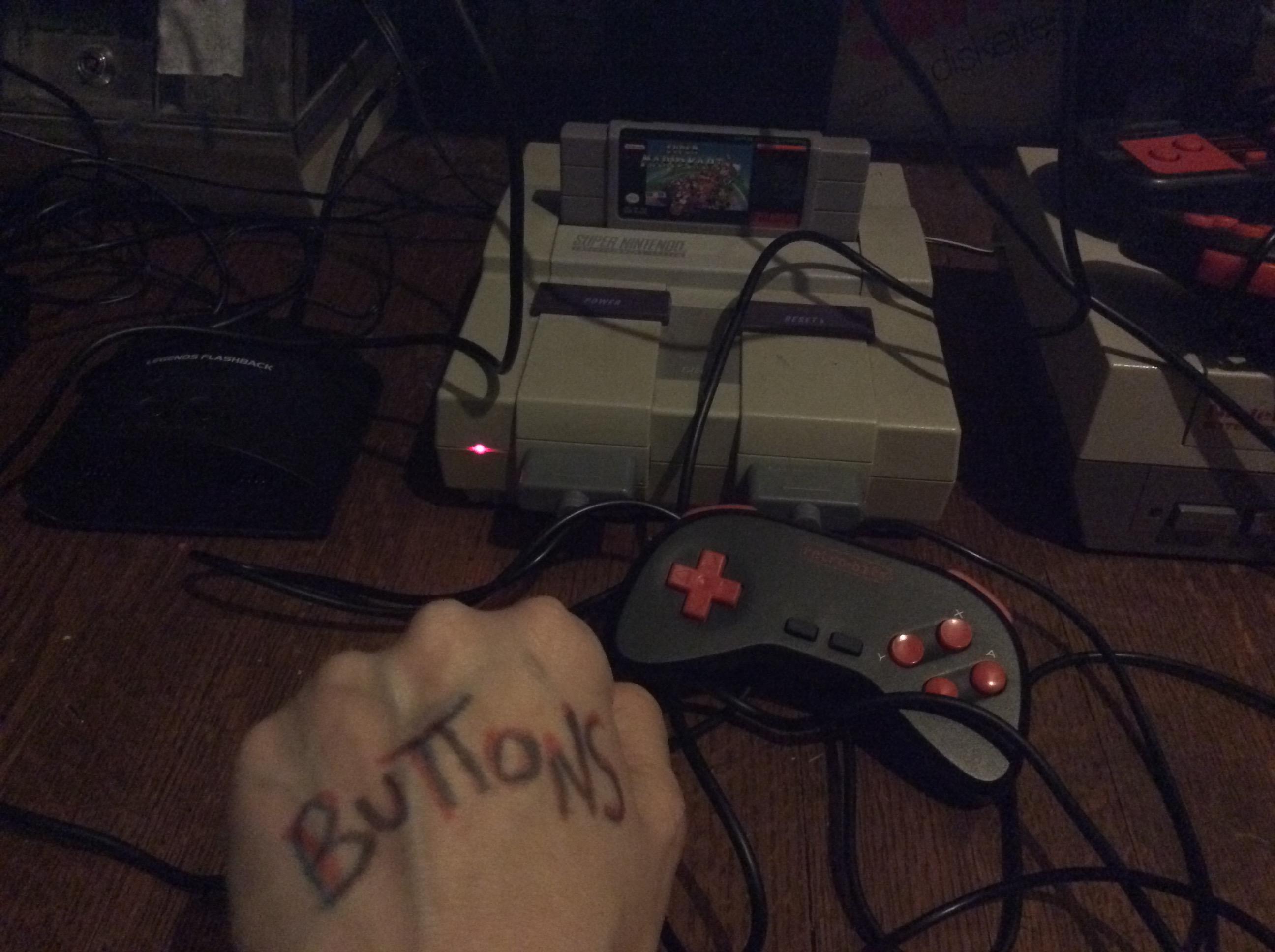 Super Mario Kart: Bowser Castle 2 [Time Trial] time of 0:02:44.9