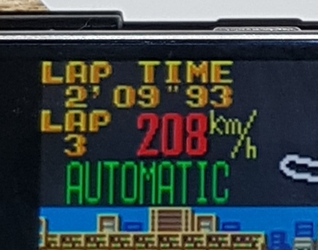 Bamse: Super Monaco GP [Grand Prix]: Brazil [Best Lap] (Sega Master System Emulated) 0:02:09.93 points on 2019-10-18 12:12:36