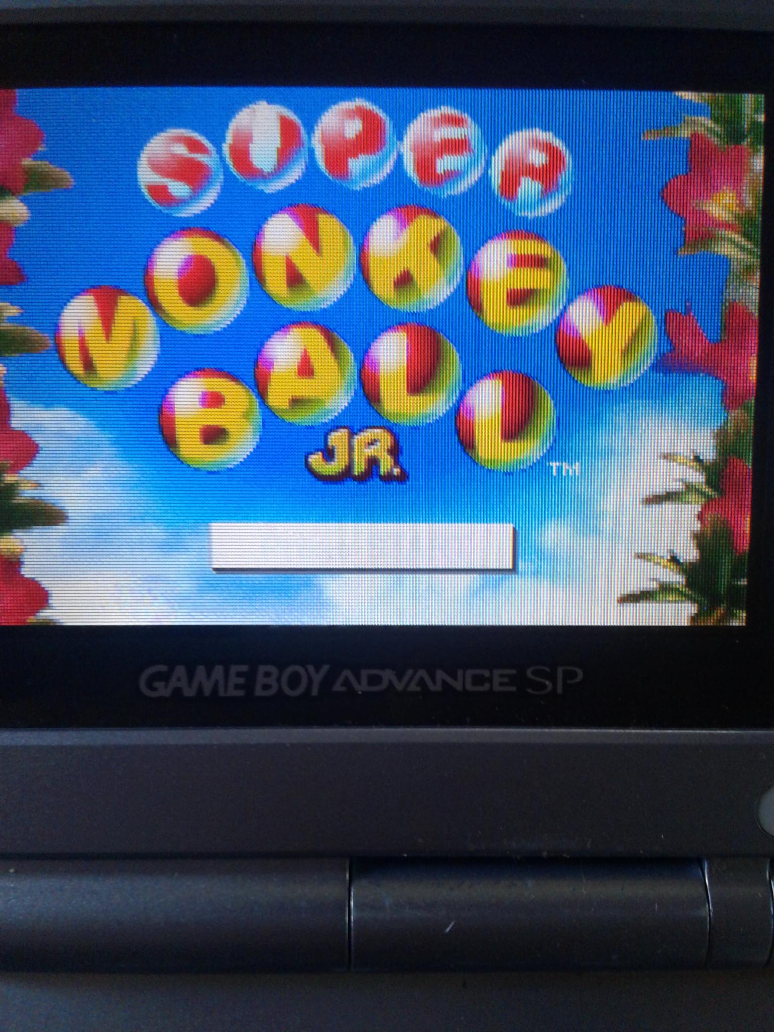 S.BAZ: Super Monkey Ball Jr. [Beginner] (GBA) 119,118 points on 2020-07-02 19:21:18