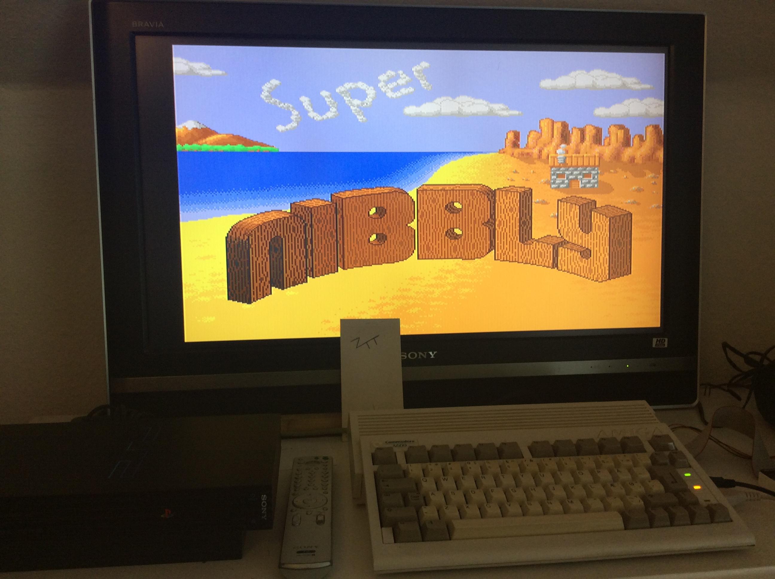 Frankie: Super Nibbly (Amiga) 7,490 points on 2016-10-31 04:04:44