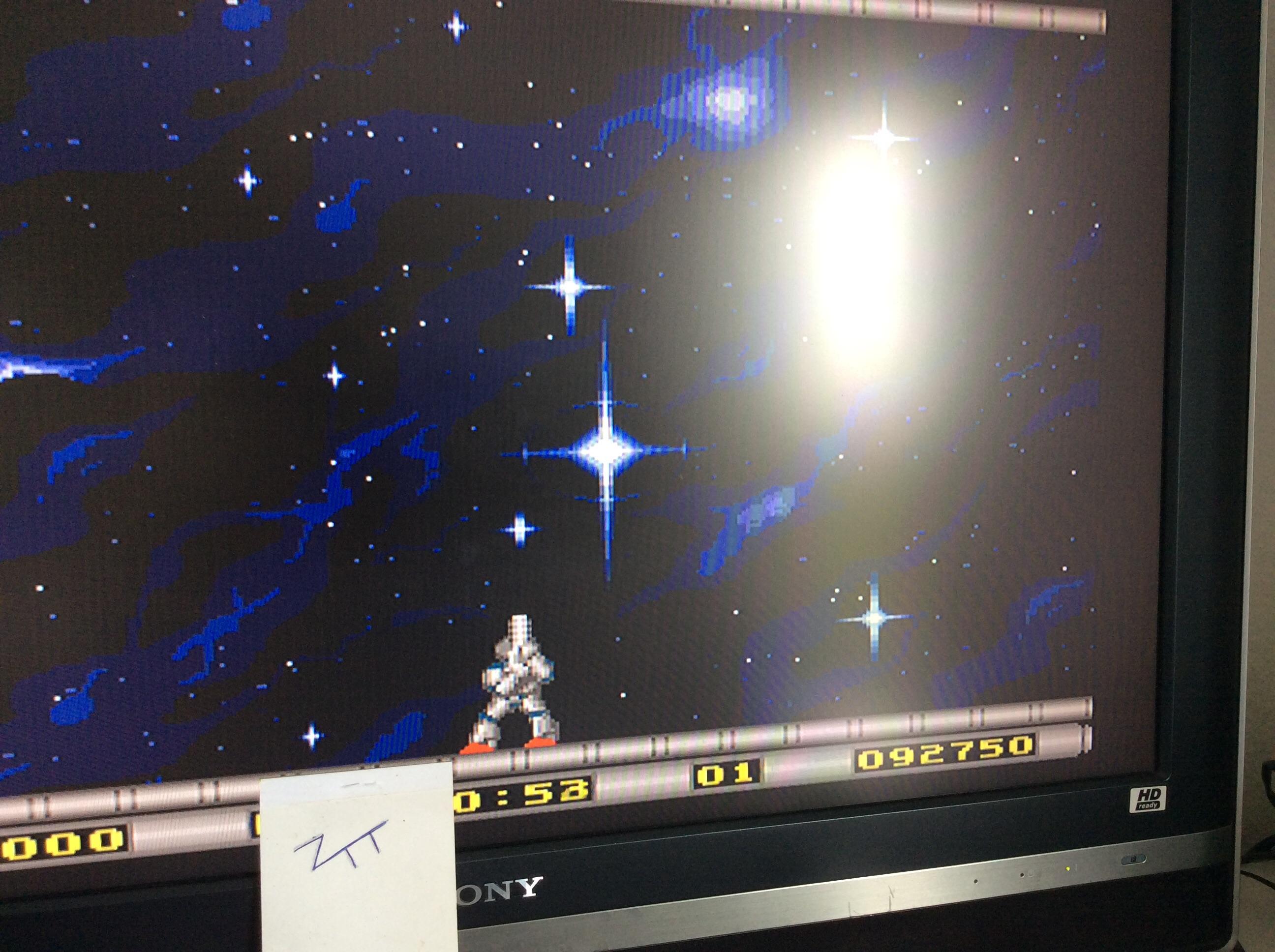 Frankie: Super Obliteration (Amiga) 92,750 points on 2016-10-29 06:04:09
