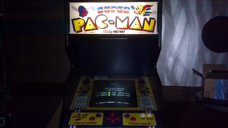 ichigokurosaki1991: Super Pac-Man (Arcade) 22,750 points on 2016-08-18 15:42:41