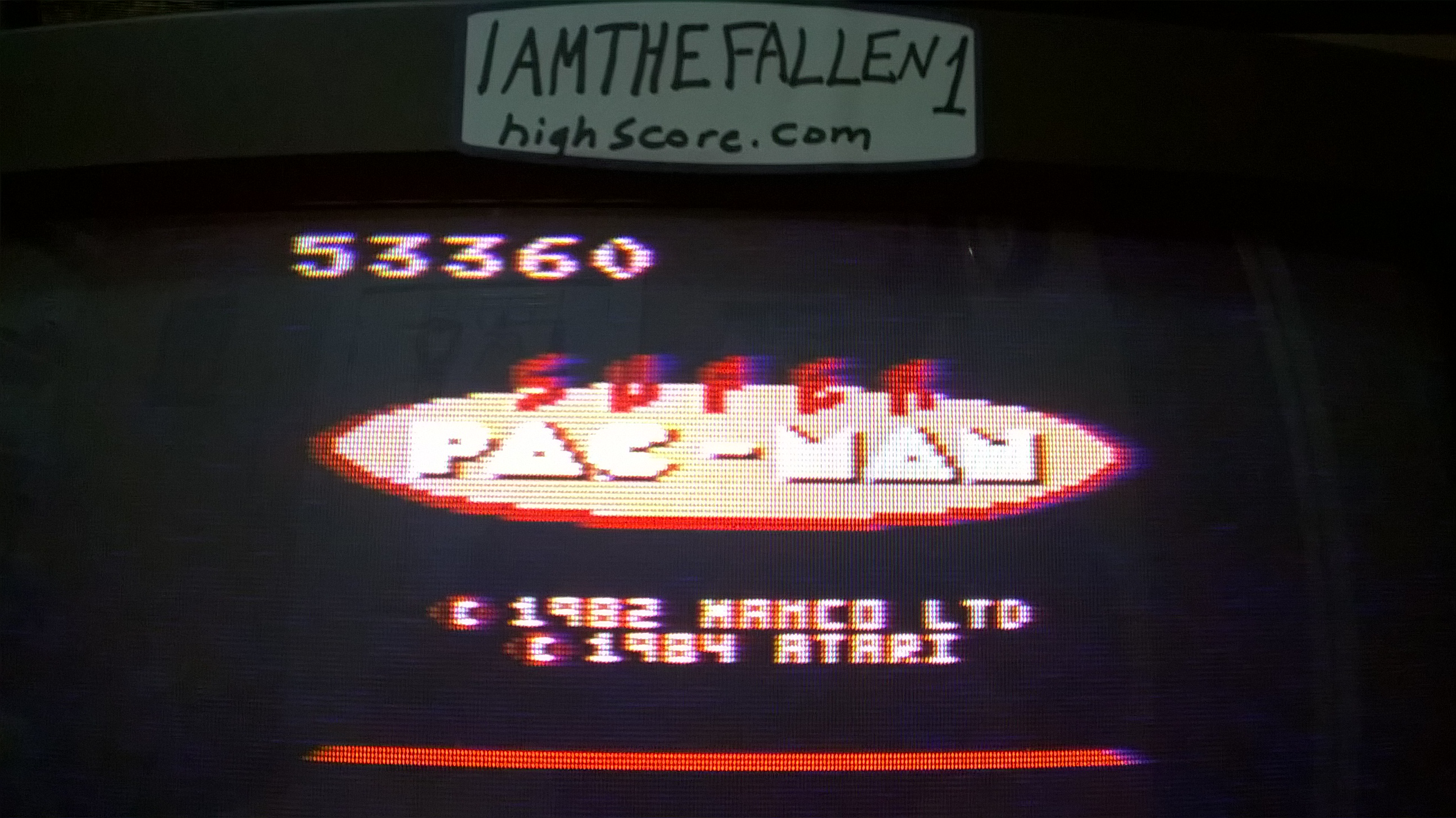 iamthefallen1: Super Pac-Man (Atari 7800) 53,360 points on 2018-02-16 16:03:43