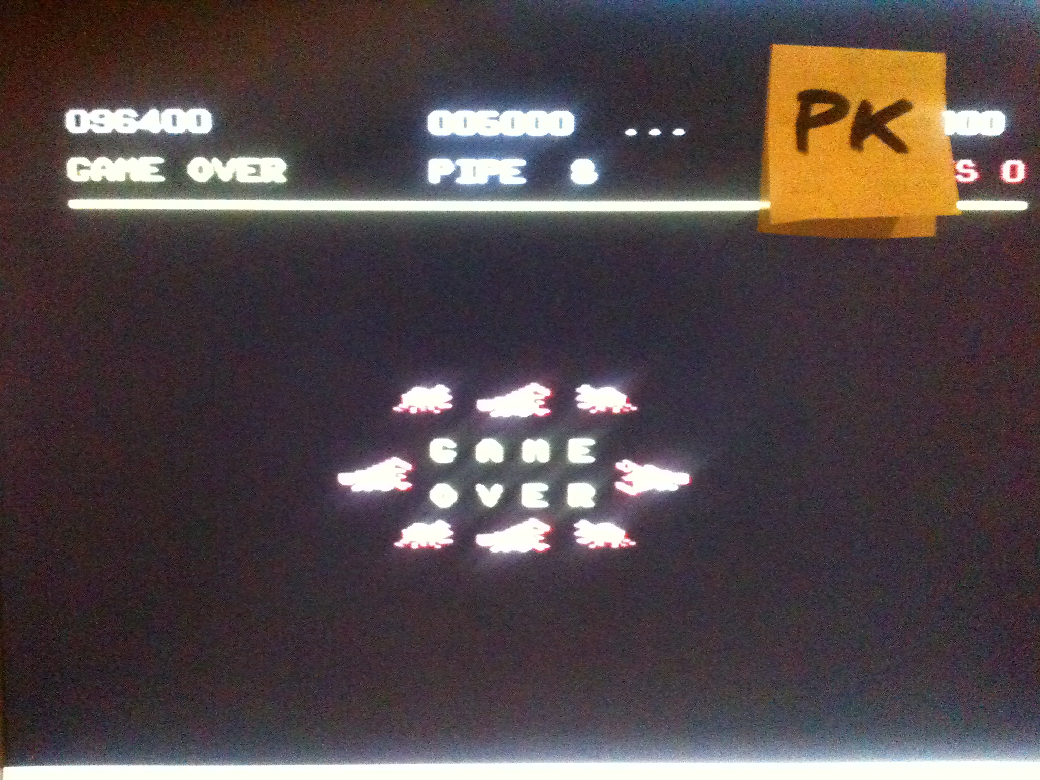 kernzy: Super Pipeline (Commodore 64 Emulated) 96,400 points on 2015-12-06 07:24:18