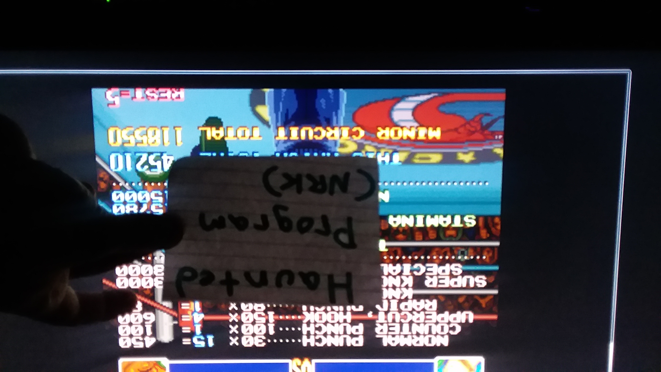 Hauntedprogram: Super Punch-Out!! [Piston Hurricane] (SNES/Super Famicom Emulated) 45,210 points on 2020-08-31 23:53:41