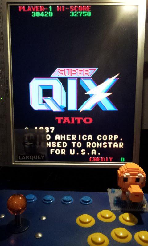 Super Qix [sqixu] 30,420 points
