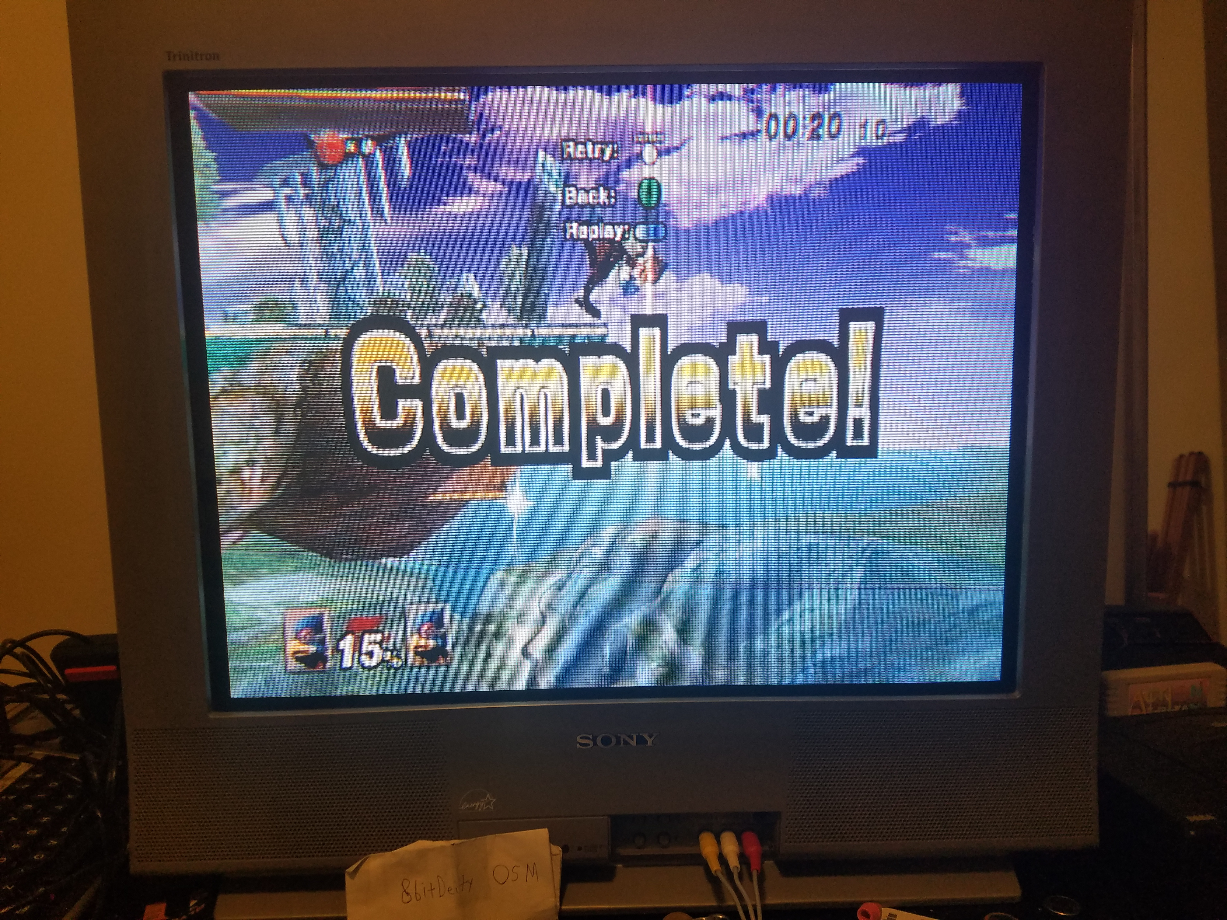 8bitDeity: Super Smash Bros. Brawl: 10-Man Brawl: Falco (Wii) 0:00:20.1 points on 2018-05-17 16:34:38