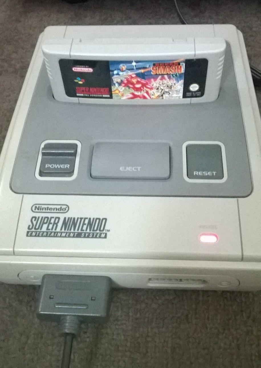 MegaWestgarth: Super Smash TV (SNES/Super Famicom) 4,892,310 points on 2015-06-28 11:49:32