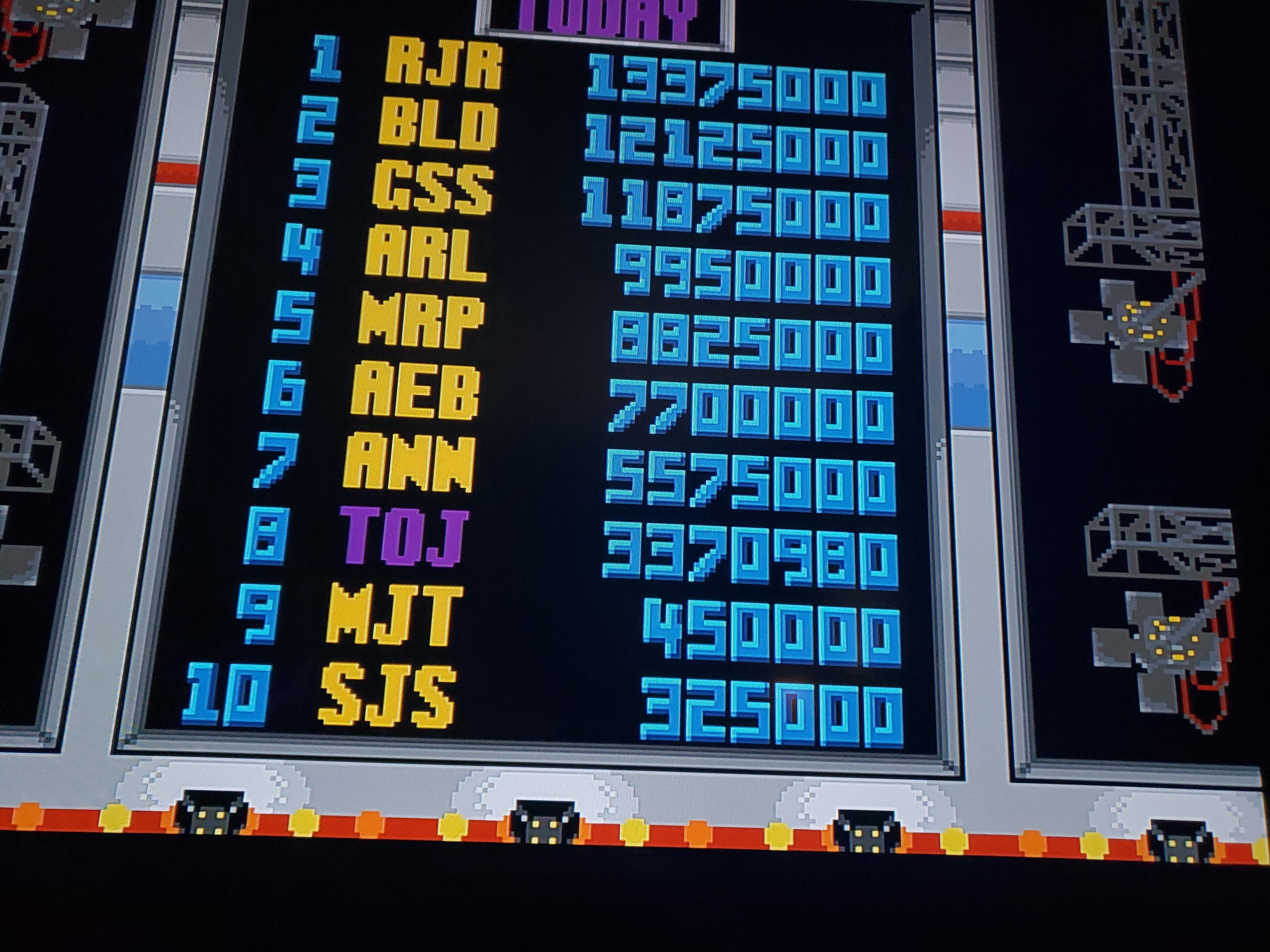 Stryker: Super Smash TV (SNES/Super Famicom) 3,370,980 points on 2019-01-02 16:44:53