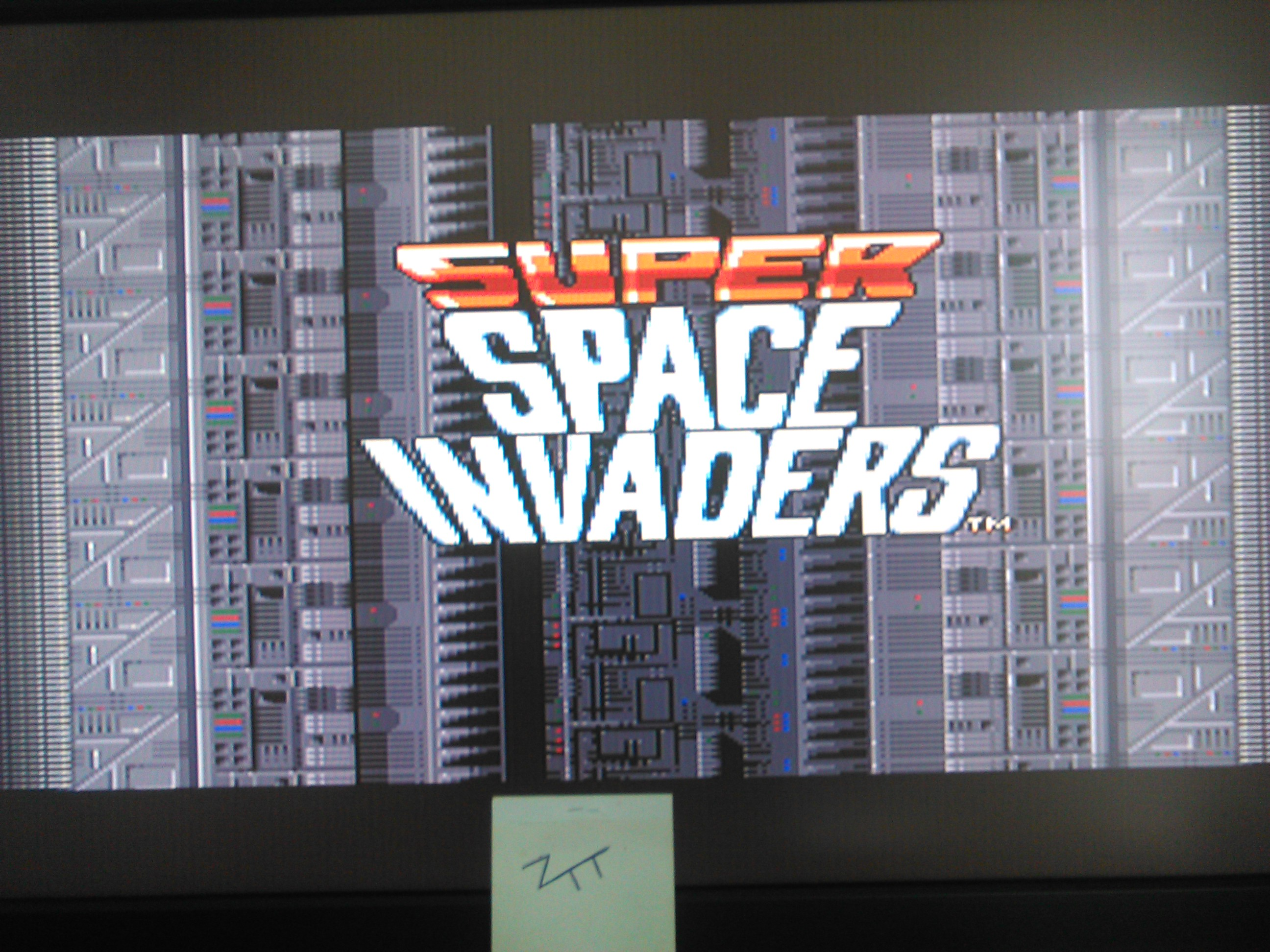 Frankie: Super Space Invaders [Normal] (Amiga) 81,360 points on 2016-11-03 11:53:17