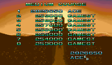 Dumple: Super Spacefortress Macross II / Chou-Jikuu Yousai Macross II: Medium [macross2] (Arcade Emulated / M.A.M.E.) 2,826,650 points on 2018-01-13 16:10:16