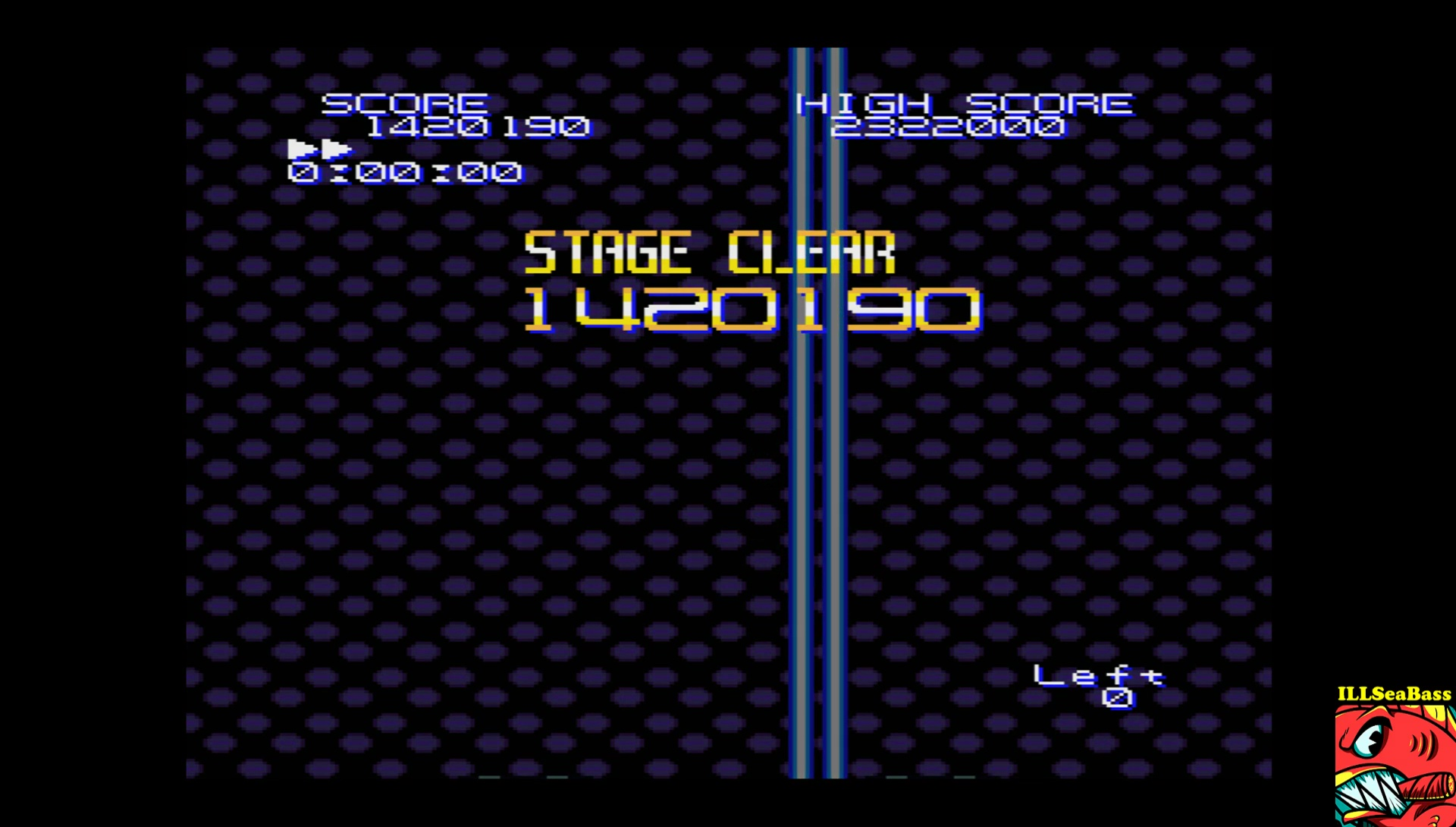 ILLSeaBass: Super Star Shooter: Version 1.00 [5 Minutes Game] (Sharp X68000 Emulated) 1,420,190 points on 2017-06-24 22:06:06