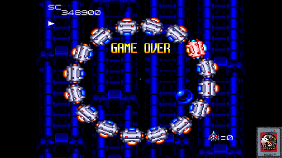omargeddon: Super Star Soldier (TurboGrafx-16/PC Engine Emulated) 348,900 points on 2017-06-18 05:53:53