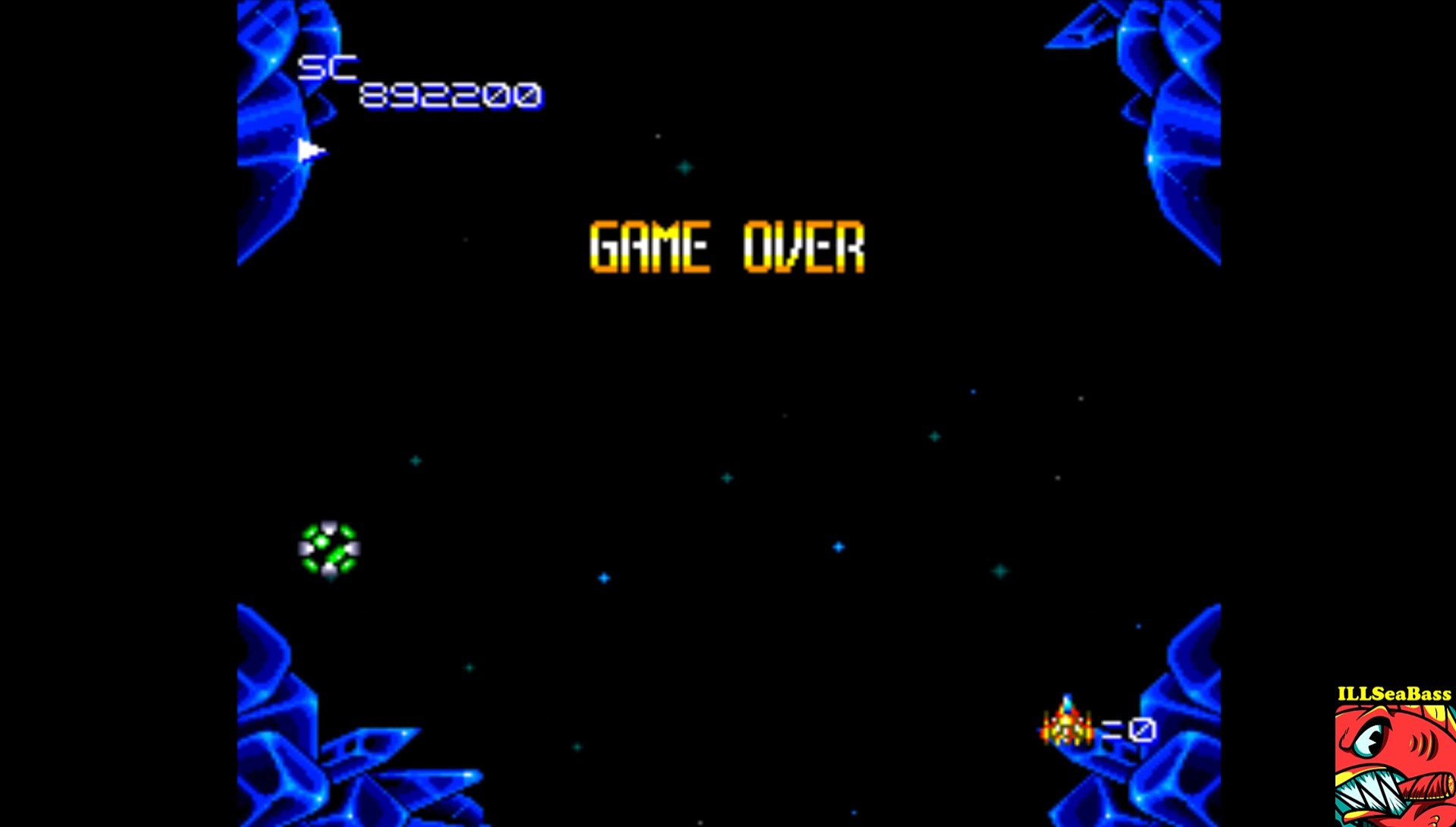 ILLSeaBass: Super Star Soldier (TurboGrafx-16/PC Engine Emulated) 892,200 points on 2017-06-19 16:11:09
