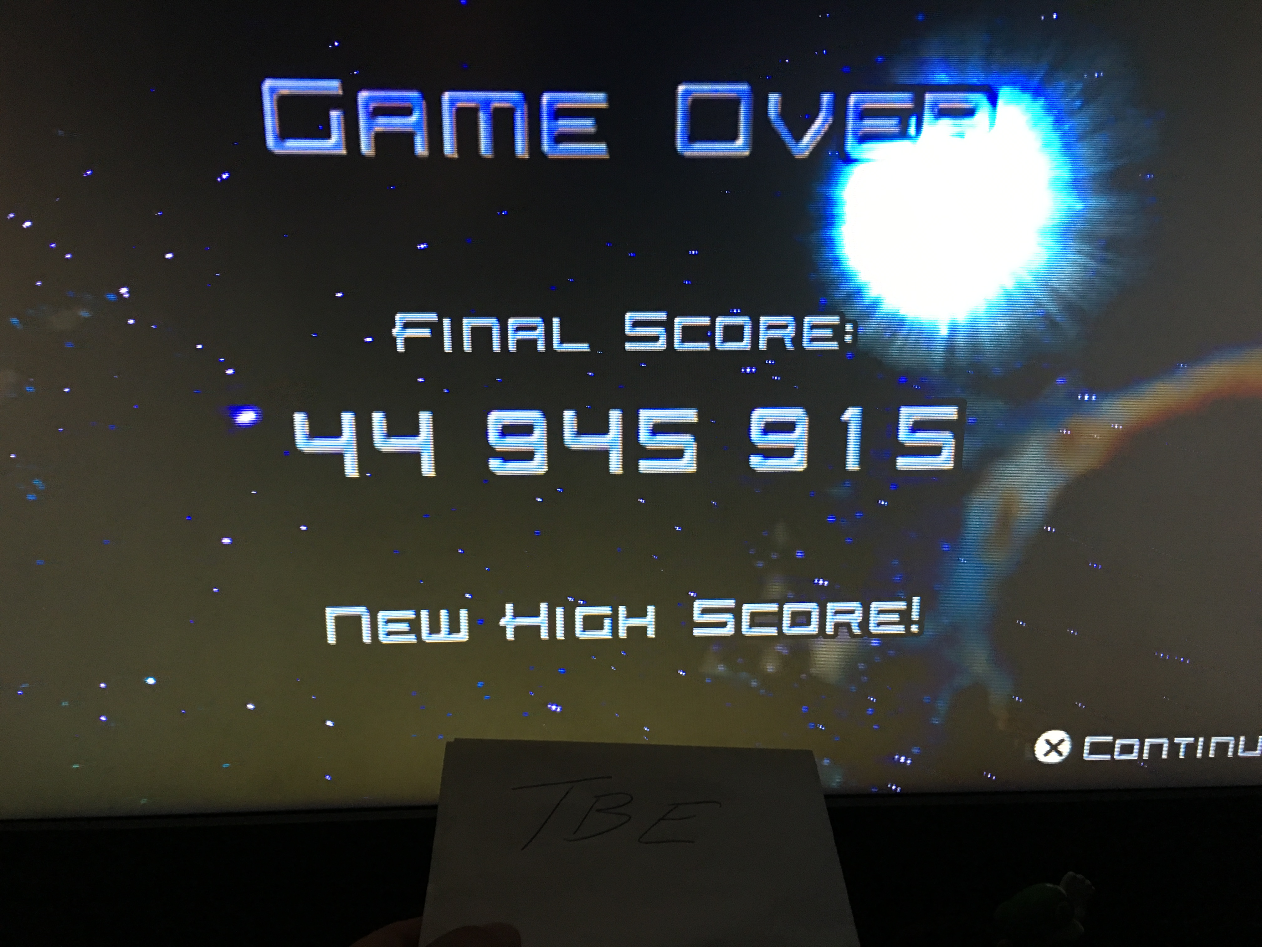 Sixx: Super Stardust Portable: Arcade [Casual] (PSP Emulated) 44,945,915 points on 2016-05-14 02:00:38
