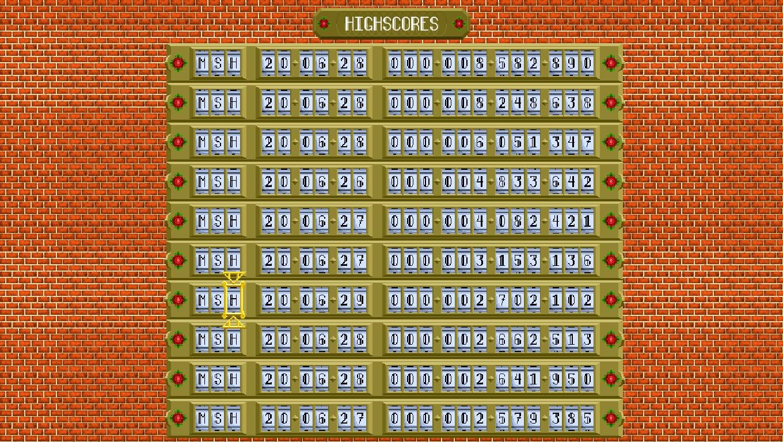 Super Steampunk Pinball 2D [Normal] 2,702,102 points