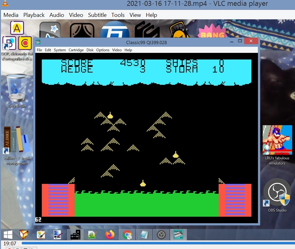 LuigiRuffolo: Super Storm (TI 99/4A Emulated) 4,530 points on 2021-03-16 12:20:05