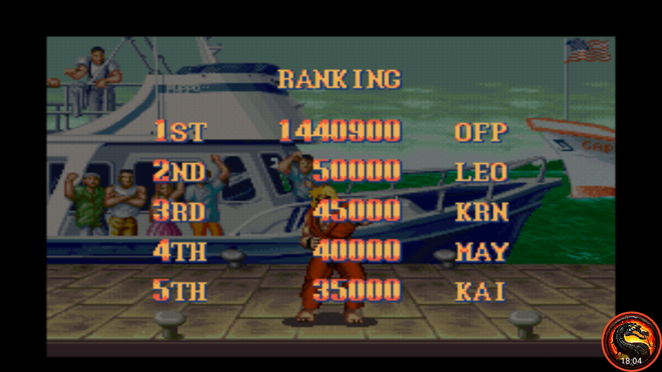 omargeddon: Super Street Fighter II: The New Challengers [Super Battle: Difficulty 1] (SNES/Super Famicom Emulated) 1,440,900 points on 2021-03-19 02:13:14