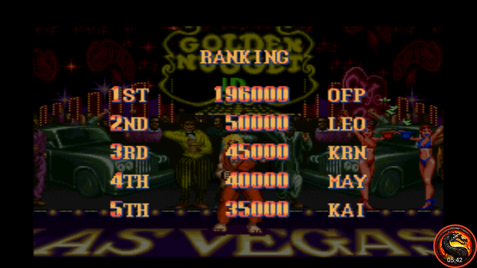 omargeddon: Super Street Fighter II: The New Challengers [Super Battle: Difficulty 3] (SNES/Super Famicom Emulated) 196,000 points on 2020-10-19 15:58:23
