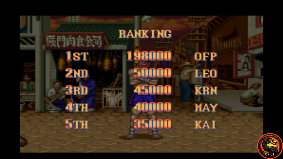 omargeddon: Super Street Fighter II: The New Challengers [Super Battle: Difficulty 4] (SNES/Super Famicom Emulated) 198,000 points on 2020-10-19 15:59:37