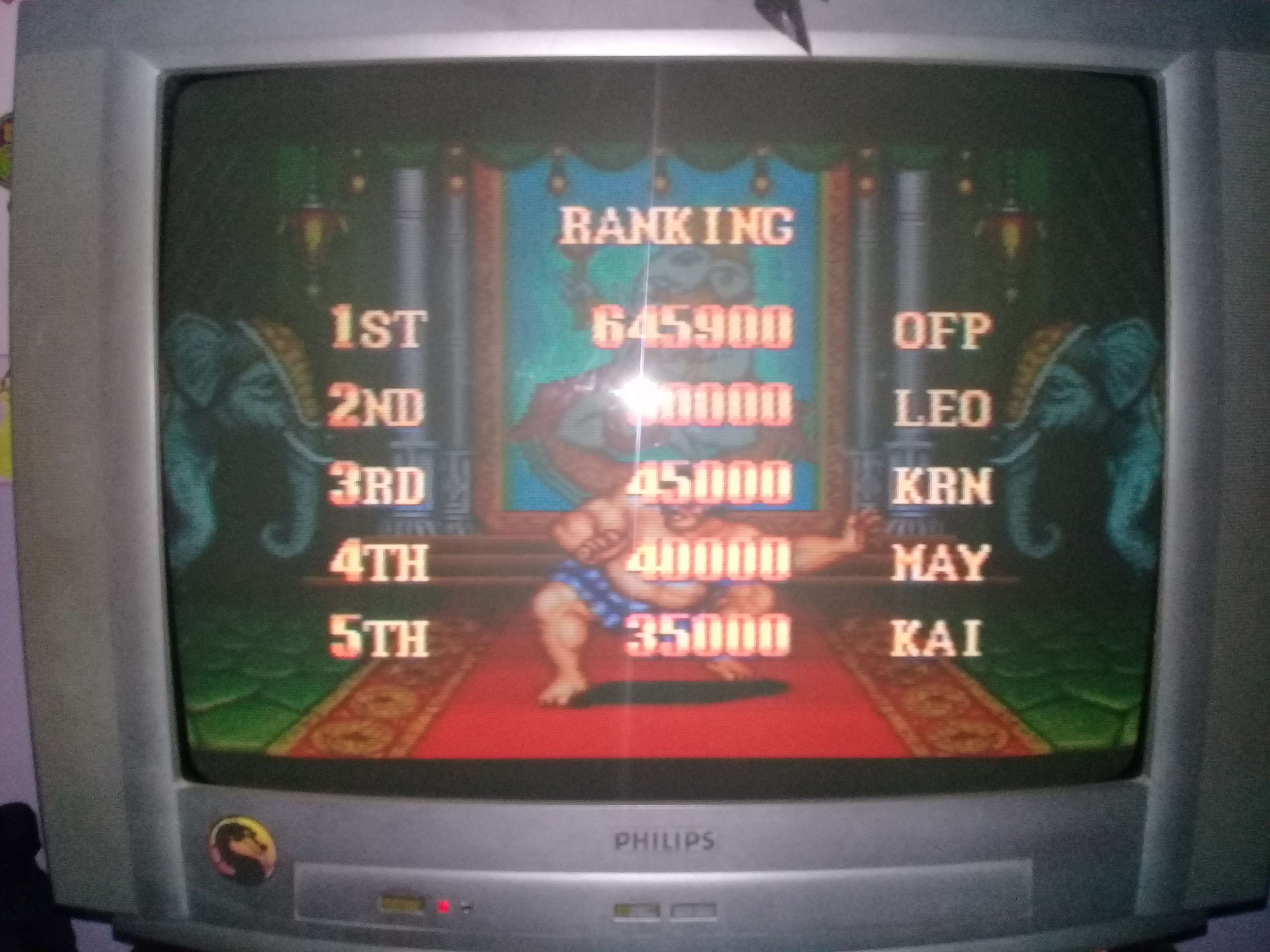 omargeddon: Super Street Fighter II: The New Challengers [Super Battle: Difficulty 7] (SNES/Super Famicom) 645,900 points on 2020-04-04 23:23:11