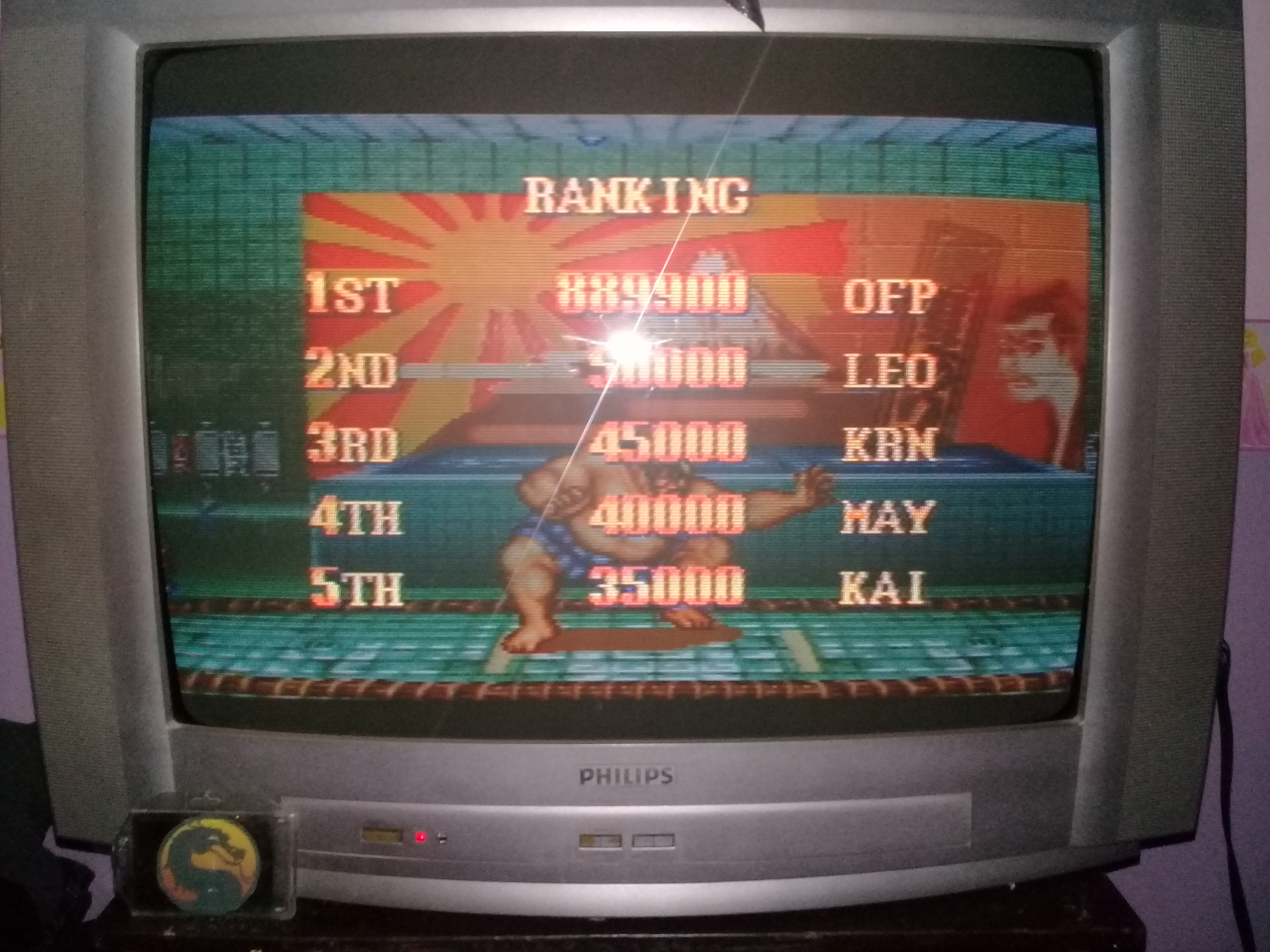 omargeddon: Super Street Fighter II: The New Challengers [Super Battle: Difficulty 8] (SNES/Super Famicom) 889,900 points on 2020-03-15 11:02:52