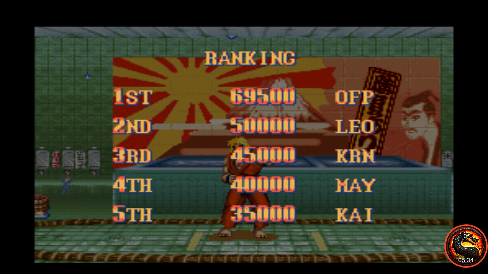omargeddon: Super Street Fighter II: The New Challengers [Super Battle: Difficulty 8] (SNES/Super Famicom Emulated) 69,500 points on 2020-08-23 01:41:34