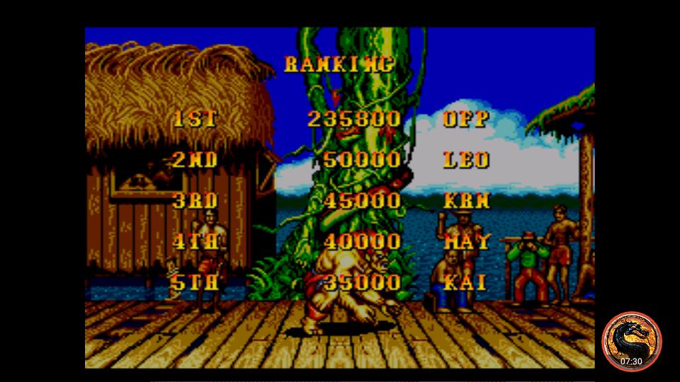 omargeddon: Super Street Fighter II: The New Challengers [Super mode] (Sega Genesis / MegaDrive Emulated) 235,800 points on 2019-01-29 11:44:45