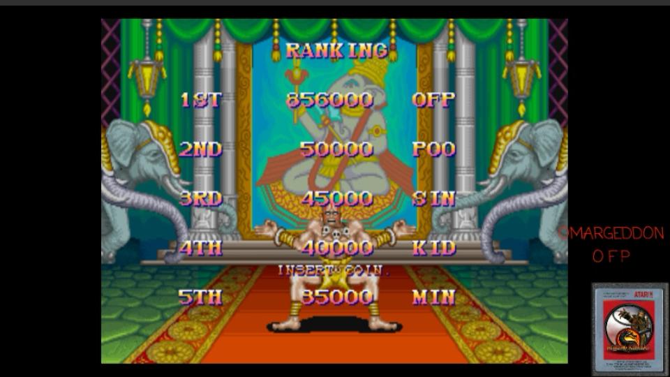 omargeddon: Super Street Fighter II: The New Challengers [ssf2] (Arcade Emulated / M.A.M.E.) 856,000 points on 2017-04-23 18:08:35