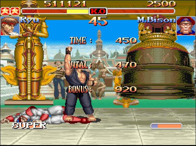 ransom: Super Street Fighter II Turbo (Amiga Emulated) 511,121 points on 2017-04-07 05:03:31