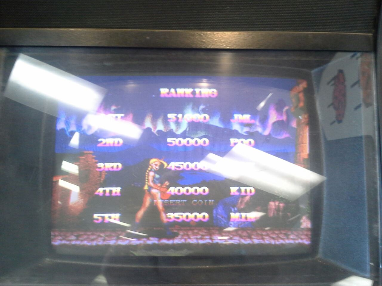 Super Street Fighter II Turbo 51,000 points