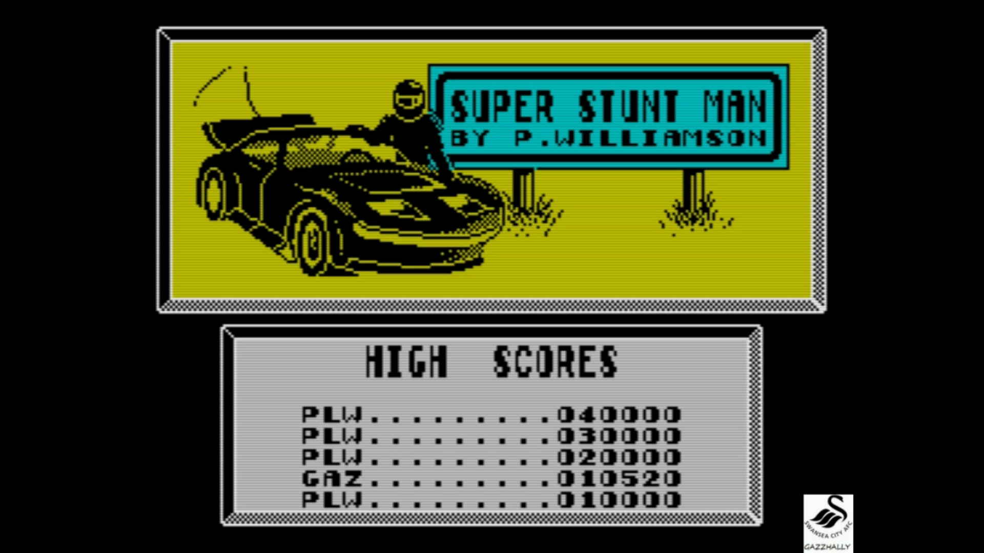 Super Stuntman 10,520 points