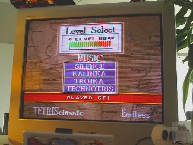 GTibel: Super Tetris 3 [Tetris Classic-Endless Mode] [Lines] (SNES/Super Famicom) 183 points on 2019-08-15 03:47:55