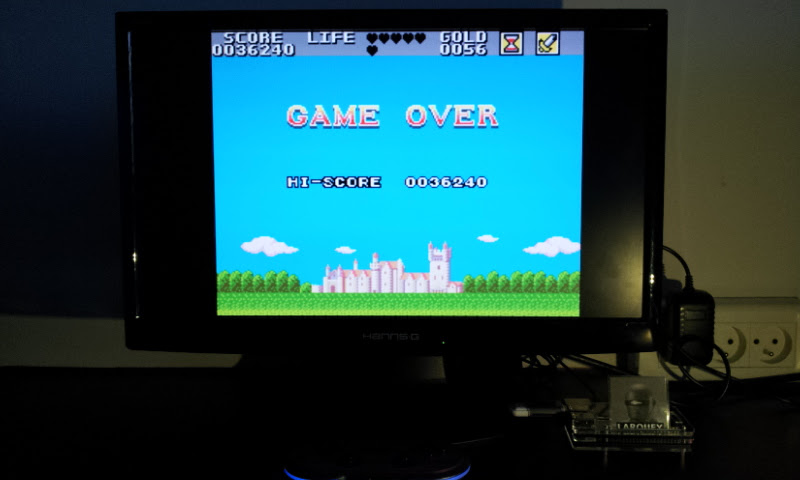 Larquey: Super Wonder Boy (Sega Master System Emulated) 36,240 points on 2017-04-18 04:28:20