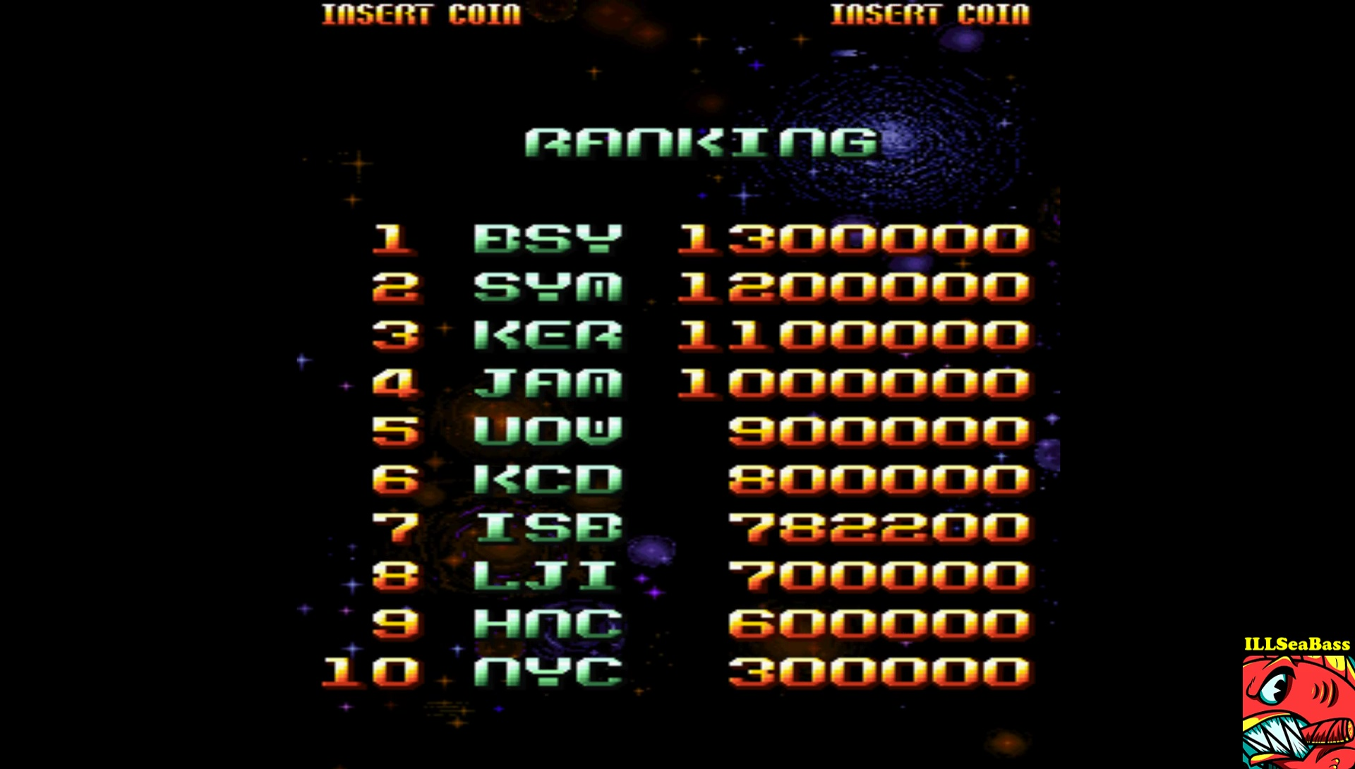 ILLSeaBass: Super-X [superx] (Arcade Emulated / M.A.M.E.) 782,200 points on 2017-02-02 01:04:09