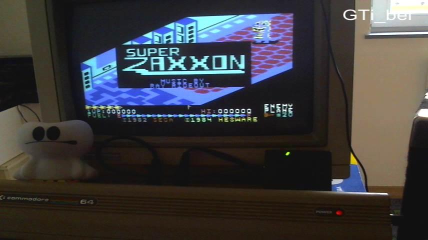 Super Zaxxon: HesWare 26,600 points