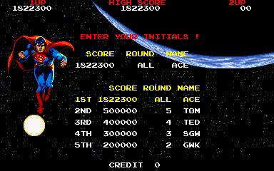 Superman [superman] 1,822,300 points