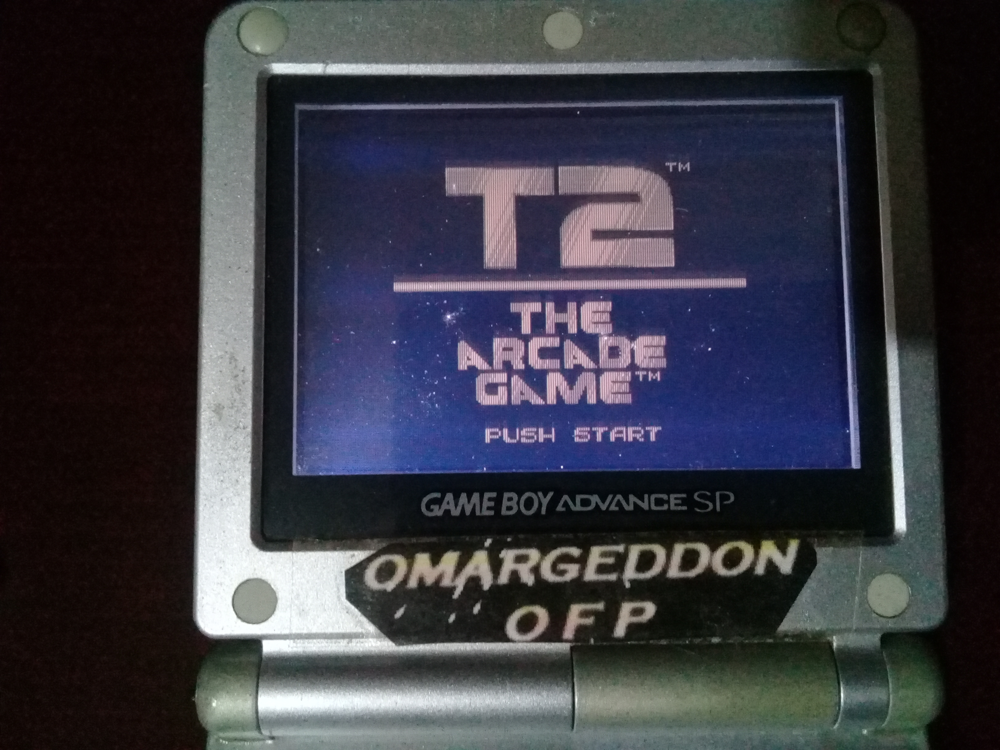 omargeddon: T2: The Arcade Game (Game Boy) 149,080 points on 2020-05-31 19:50:41