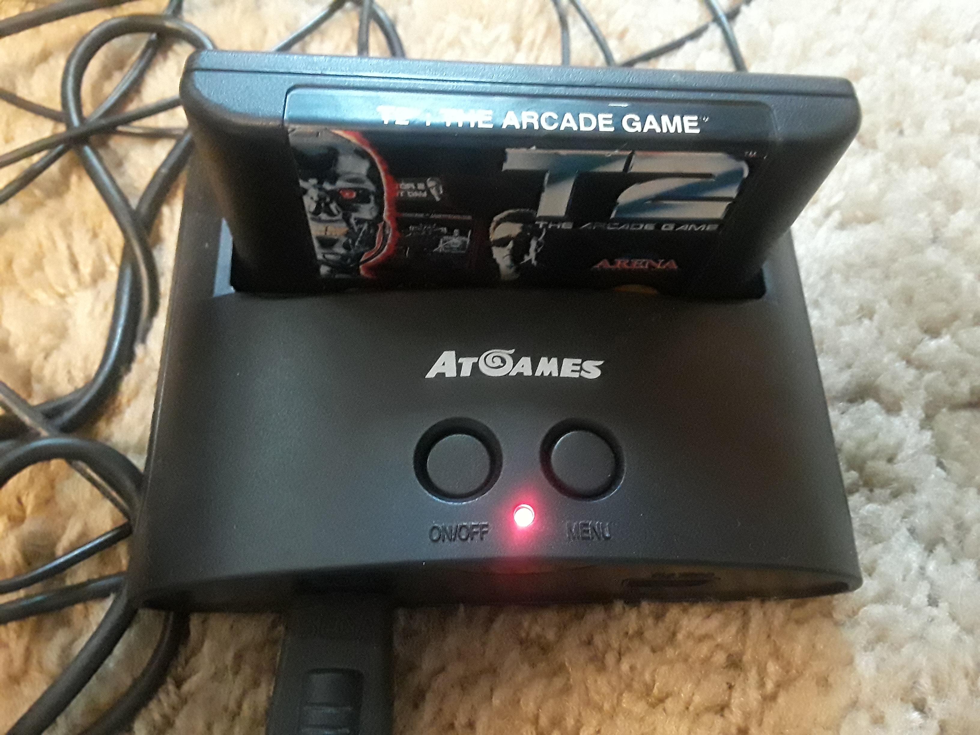 T2: The Arcade Game [Medium] 993,550 points