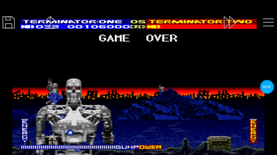 omargeddon: T2: The Arcade Game (SNES/Super Famicom Emulated) 106,000 points on 2018-07-14 15:41:56