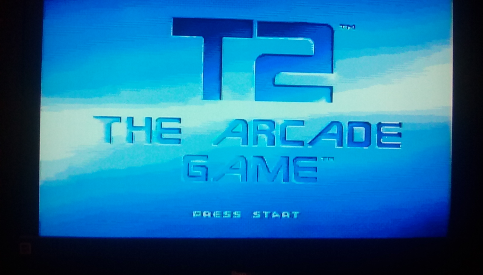 T2: The Arcade Game 151,200 points