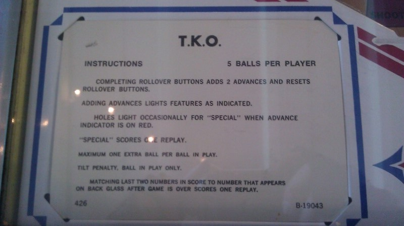 T.K.O 91,810 points