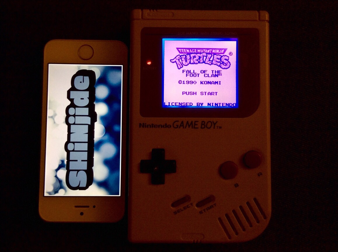 SHiNjide: TMNT: Fall of the Foot Clan (Game Boy) 15,540 points on 2015-07-19 14:45:19