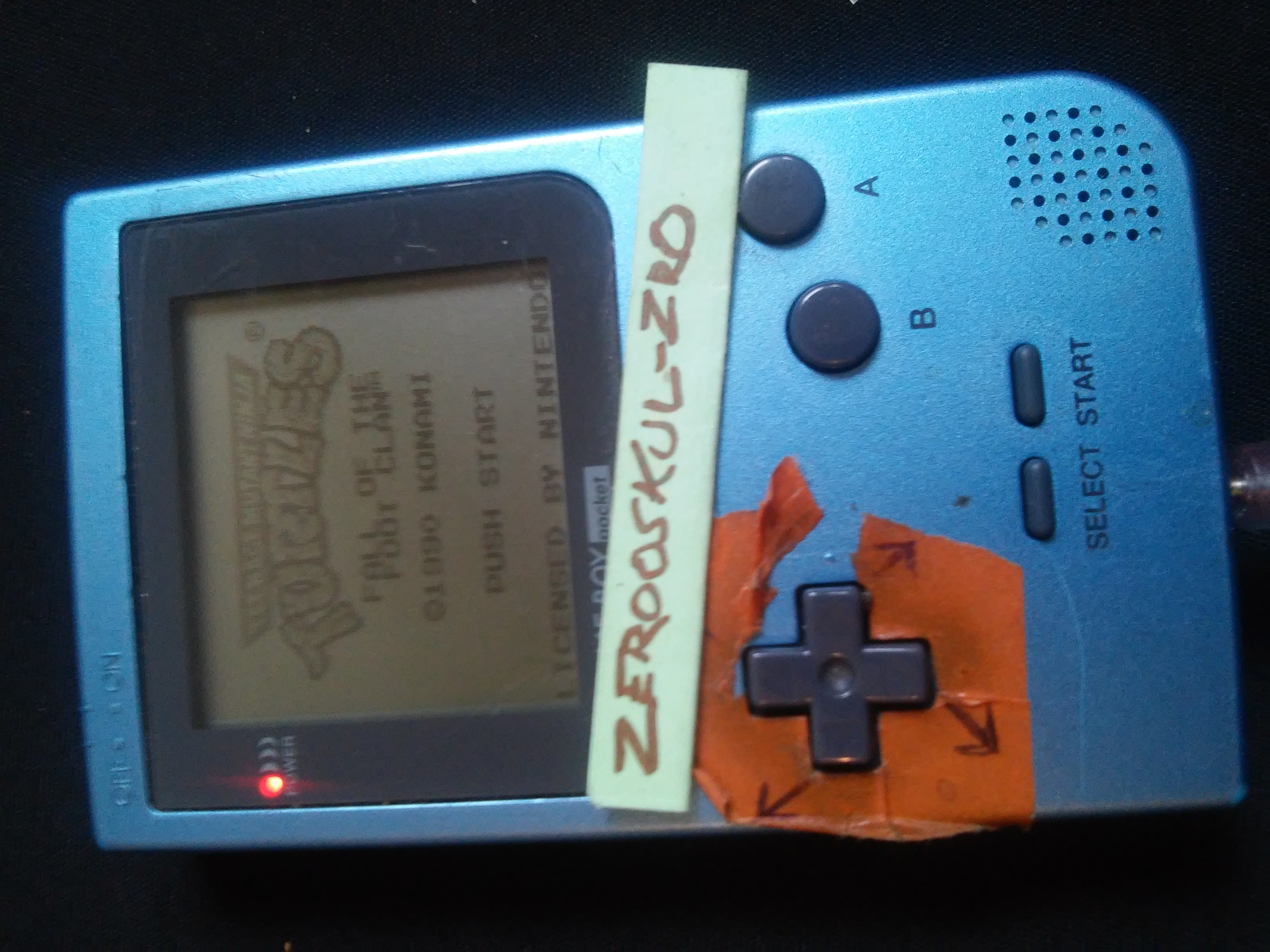 zerooskul: TMNT: Fall of the Foot Clan (Game Boy) 23,340 points on 2018-09-01 14:37:56