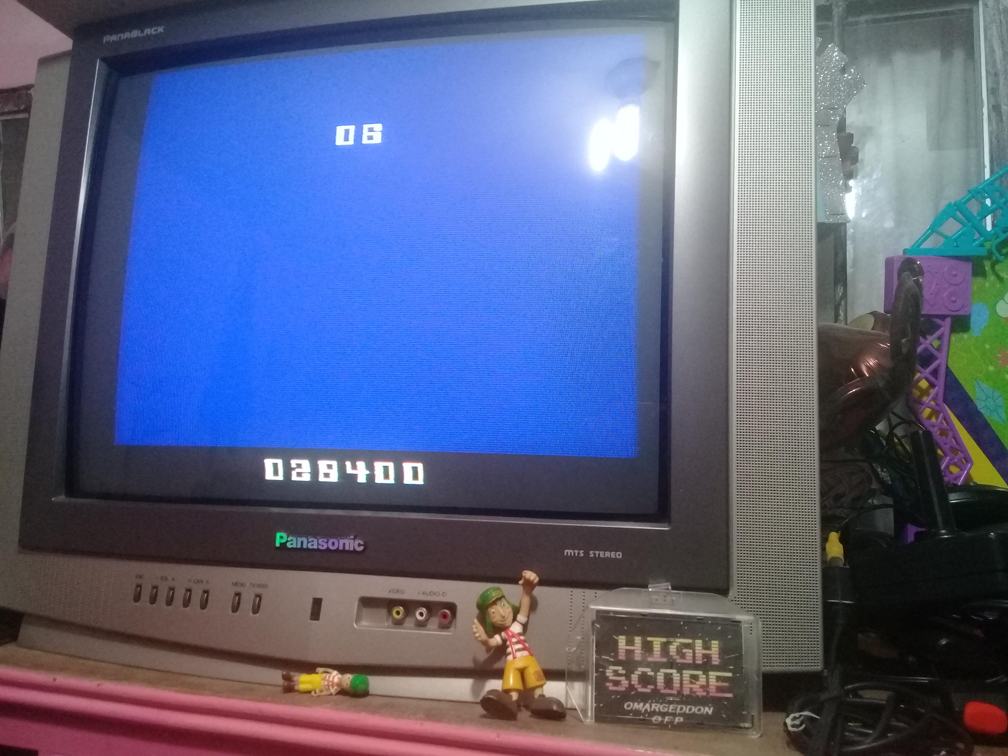 omargeddon: Tac-Scan (Atari 2600 Novice/B) 28,400 points on 2019-06-06 10:00:07