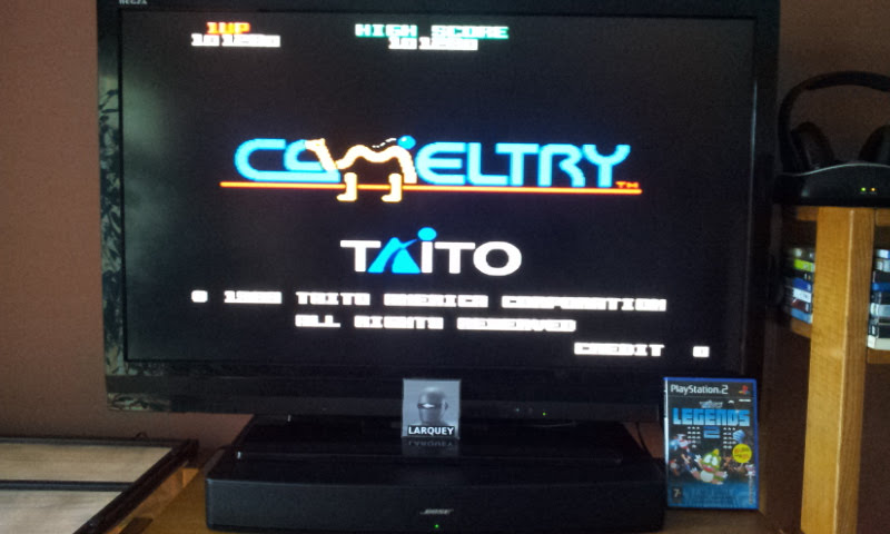 Larquey: Taito Legends 2: Cameltry [Easy] (Playstation 2) 101,260 points on 2017-12-15 10:09:57