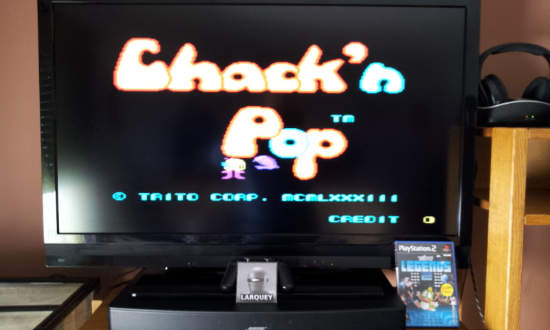 Larquey: Taito Legends 2: Chack