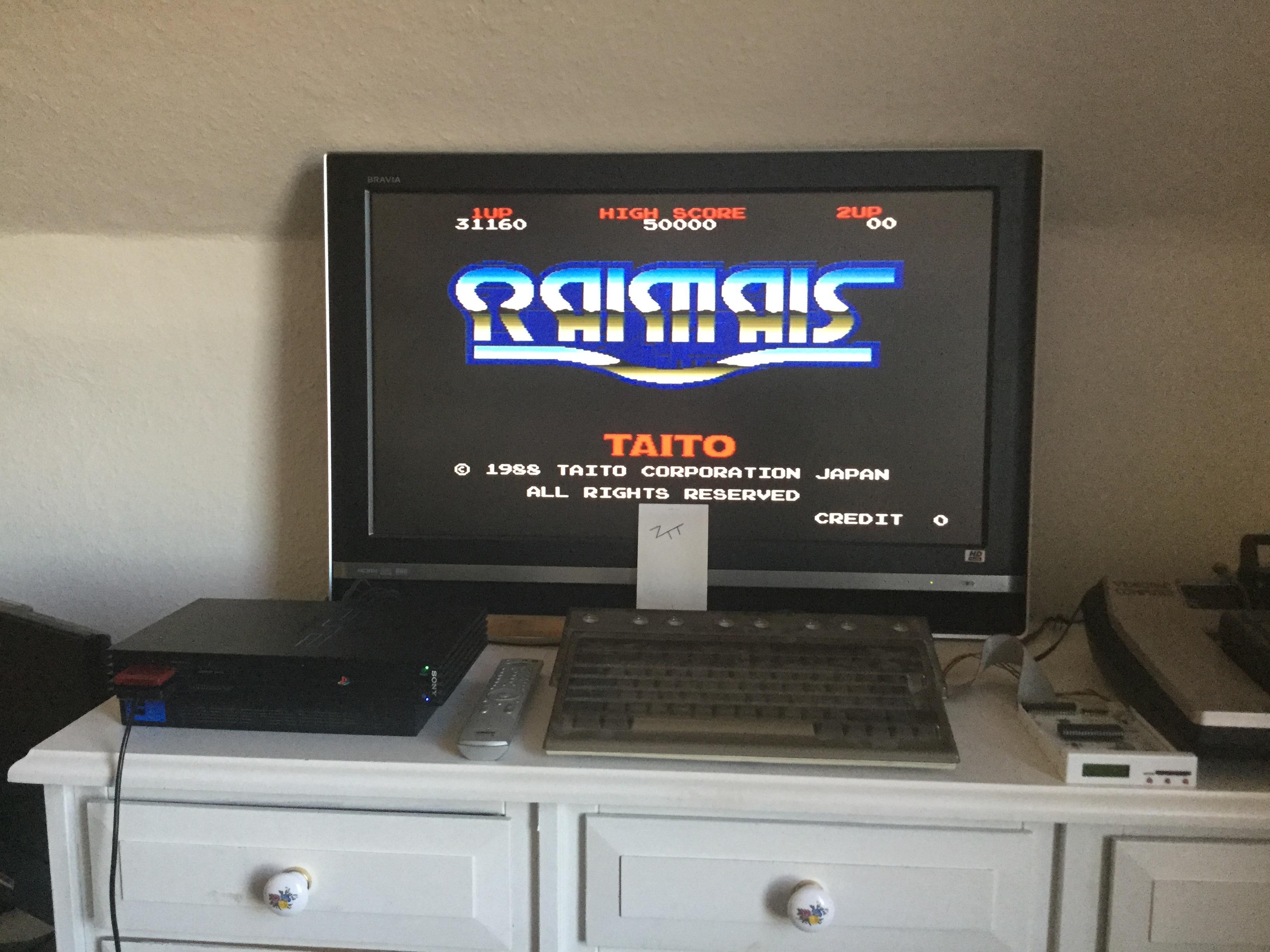 Taito Legends 2: Raimais [Medium] 39,410 points