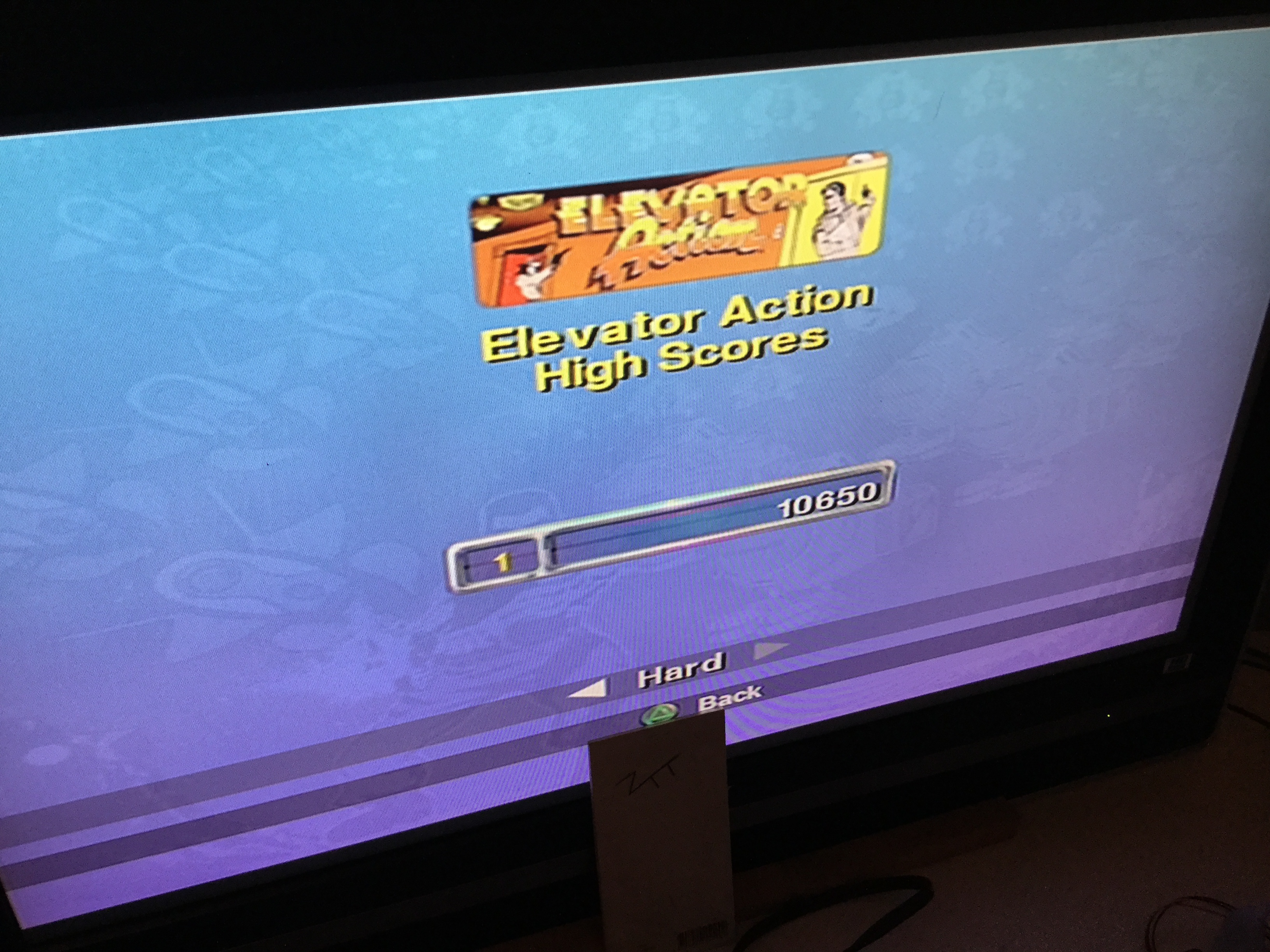 Frankie: Taito Legends: Elevator Action [Difficult] (Playstation 2) 10,650 points on 2018-03-18 13:07:31